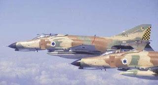 Ισραηλινό μαχητικό F16 κατερρίφθη