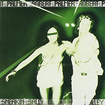 Cover for Sneakin' Through The Alley With Sally - Robert Palmer