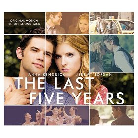 The Last Five Years Nummer - The Last Five Years Muziek - The Last Five Years Soundtrack - The Last Five Years Filmscore