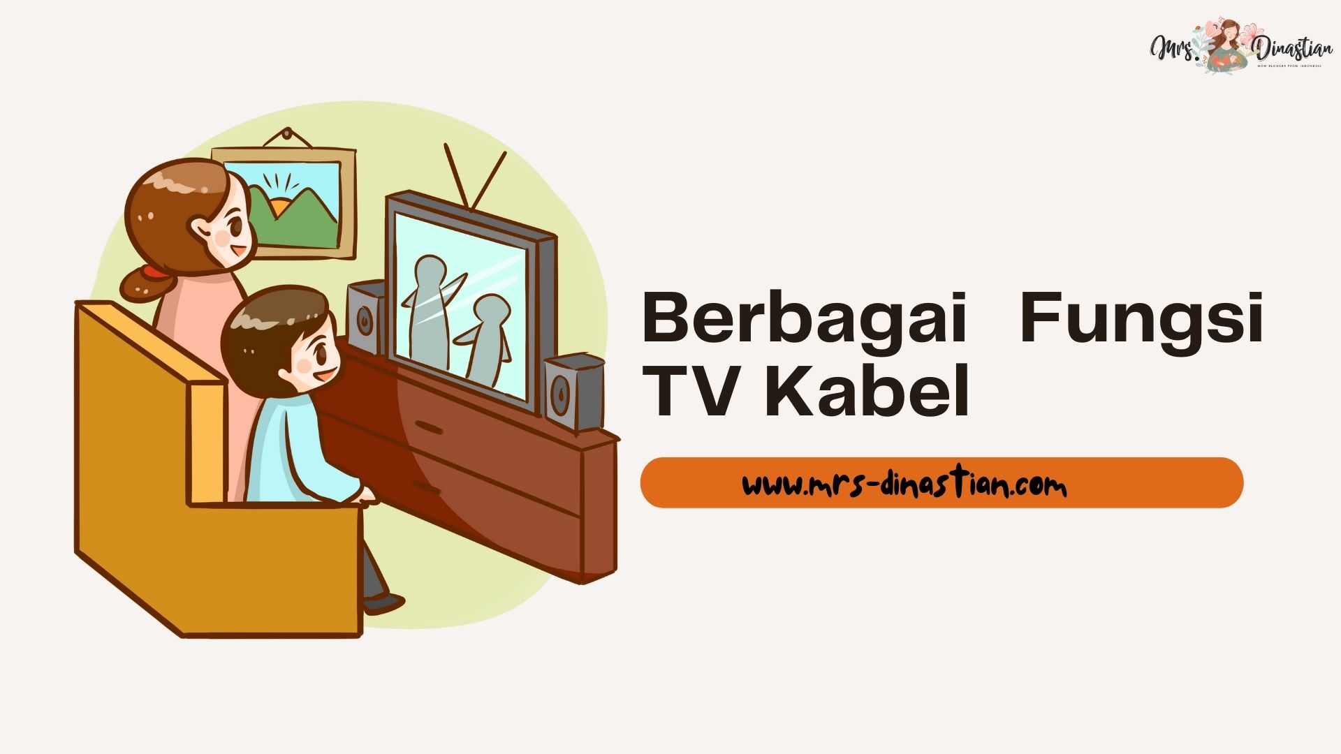 Pengertian dan Fungsi TV Kabel