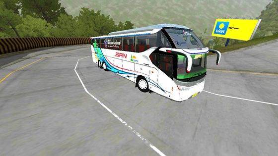download mod bus sr2 xhd triple axle