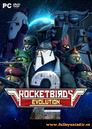 Rocketbirds 2 Evolution CODEX Tek Link