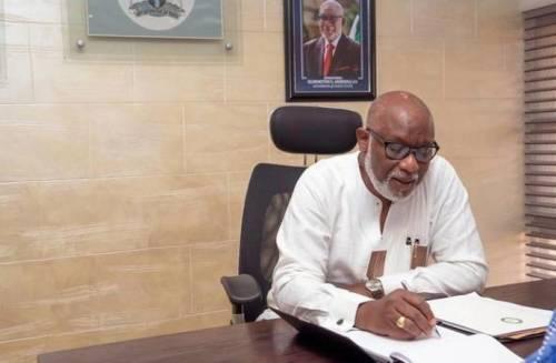Ondo is not Rivers, Akeredolu tells Wike ahead of election