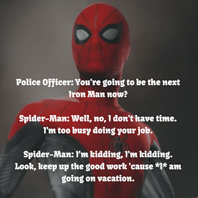 Top Quotes Spider-Man: Far from Home