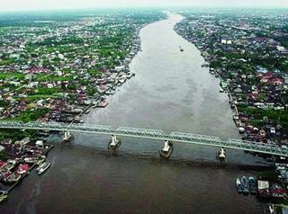 7 Sungai Terbesar Di Indonesia