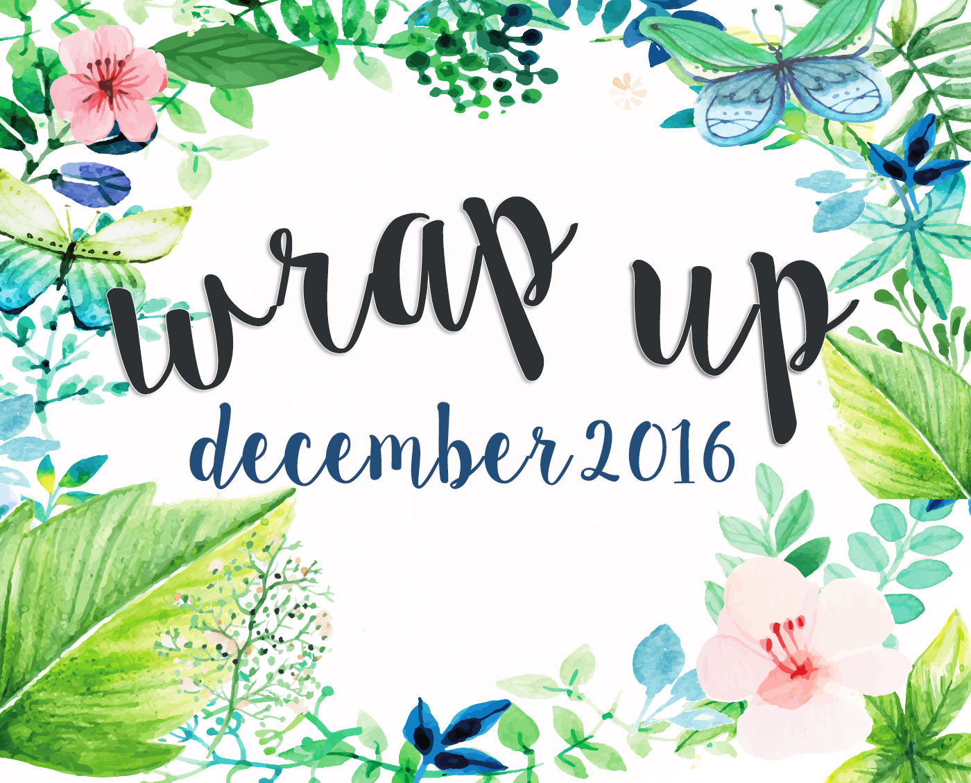 Monthly Wrap Up