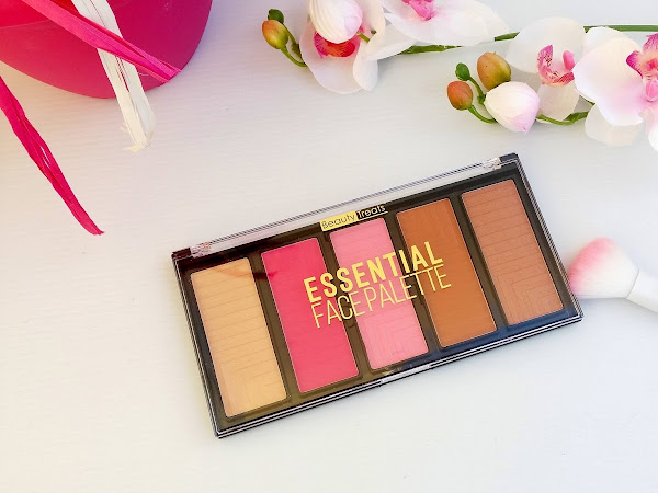 Beauty Treats Essential Face Palette