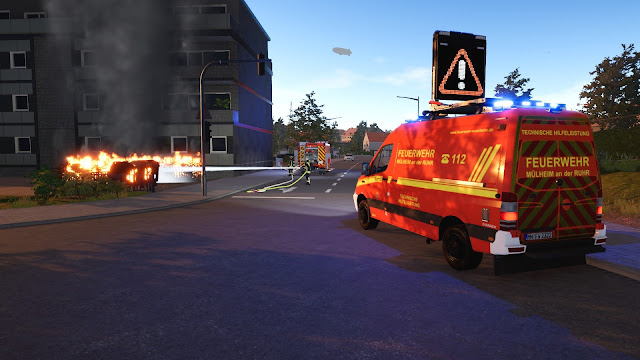 Emergency Call 112 - The Fire Fighting Simulation 2 PC Full