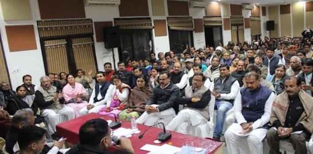 25 सीटों पर जीतेंगे : अरोड़ा