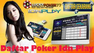Daftar Poker Idn Play