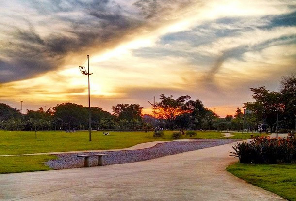 Parque do Povo São Paulo