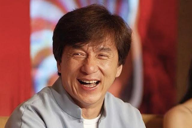 Jackie Chan - USD40 Juta