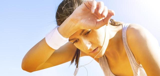 5 Alasan Tubuh Berkeringat Lebih Banyak dari Biasanya