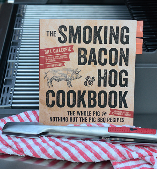 new cookbook, grilling book