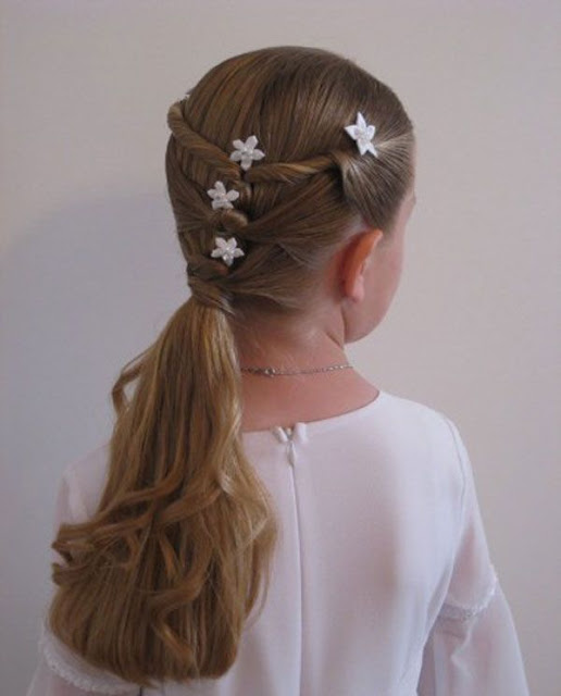 Kids Wedding Hair Style Wallpapers