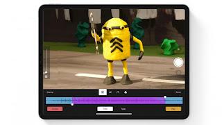Stop Motion Studio Aplikasi Pengeditan Video Terbaik Untuk iPad