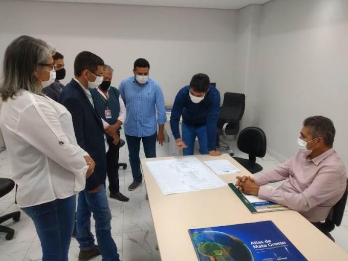 Programa Terra a Limpo - Prefeitura busca regularização de 21 assentamentos do município