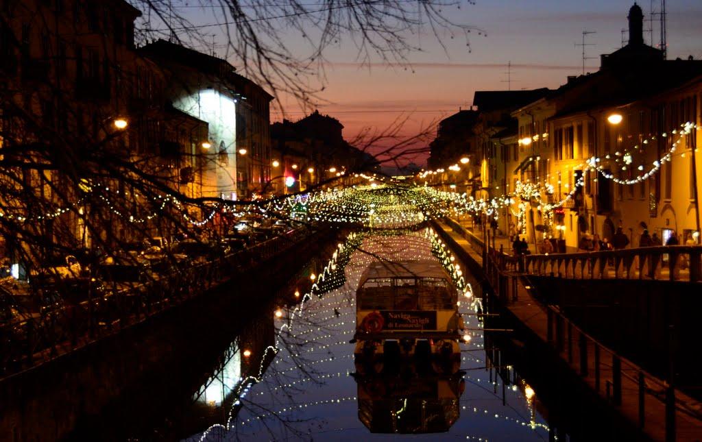 Milan finally milan 39 s navigli district metro or trams - Navigli porta genova ...