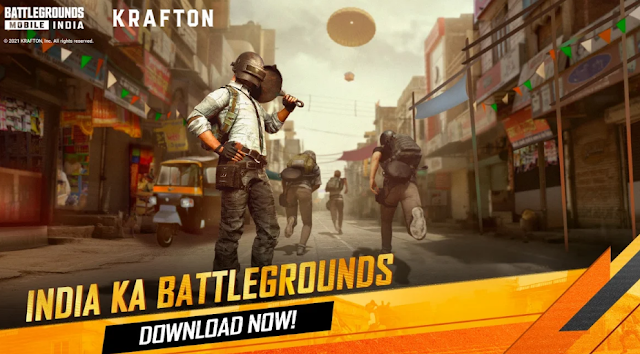 Download Battlegrounds Mobile India APK & OBB file - Open Beta