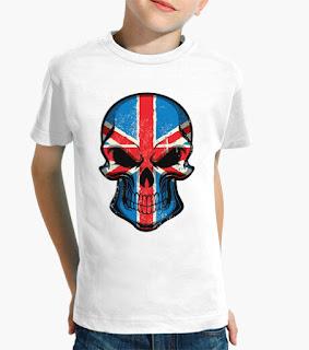 Calavera, calaveras, bandera, banderas, Inglaterra