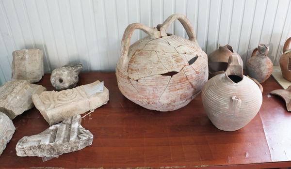 11-14. Yüzyıla ait bulunan tarihi eserler