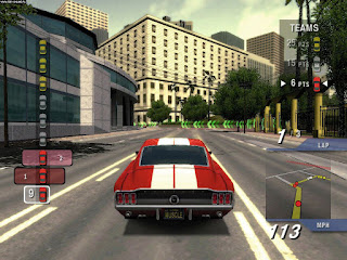 Ford Street Racing download free pc game full version