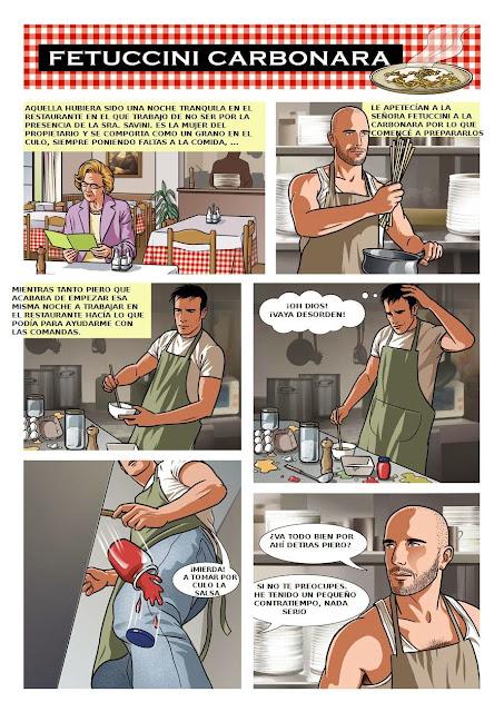 historietas gay español