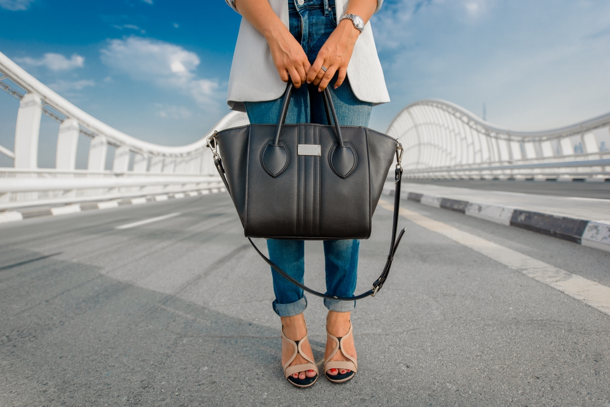 Vegan handbag made from apples - Alexandra K Apple Leather Vegan Bag