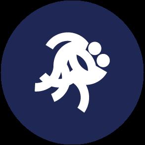Icon Logo Martial Arts Asian Games 2018