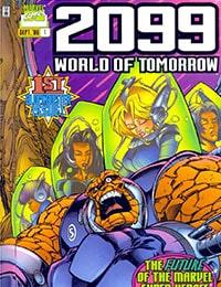 Read 2099: World of Tomorrow online