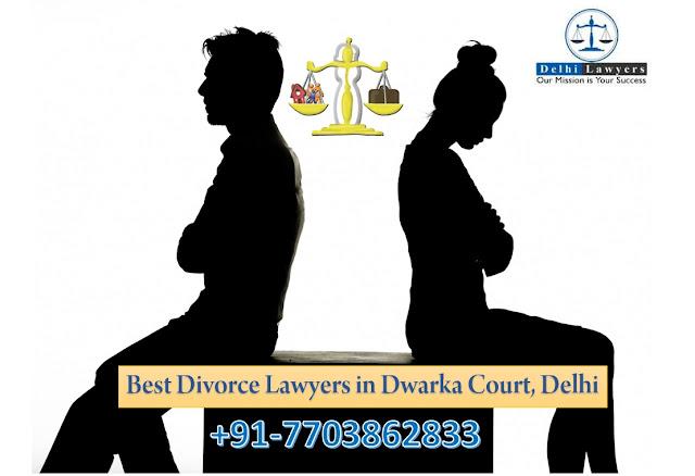 best Divorce Lawyers in Dwarka Court