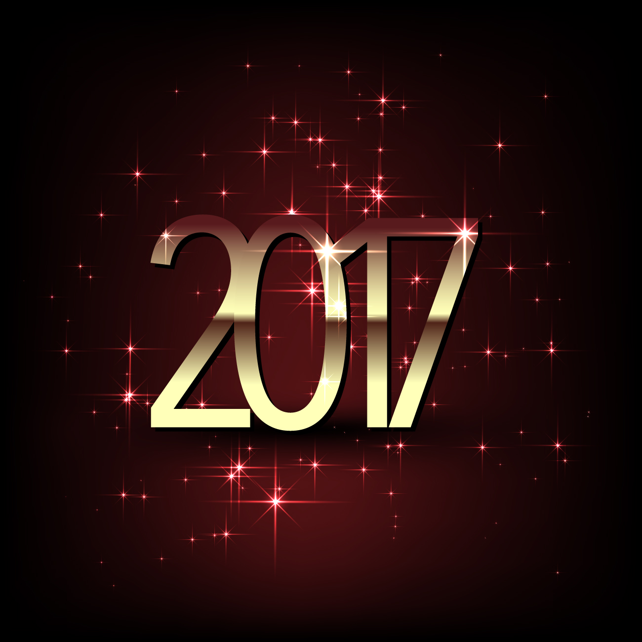 Pics of Happy New Year 2017