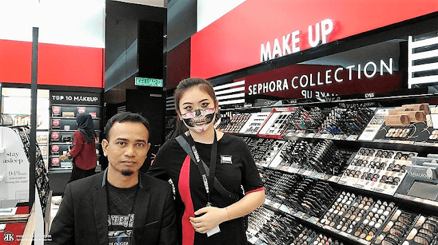 Fashion and Styling Workshop With Influencers, Resorts World Genting, Sephora, Sky Avenue,