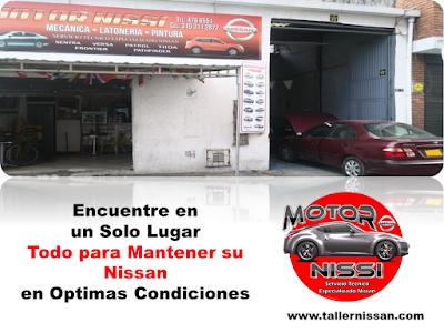 Taller Nissan Motor Nissi