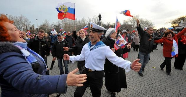 Правда о присоединении Крыма: россияне теряют дар речи (Видео)