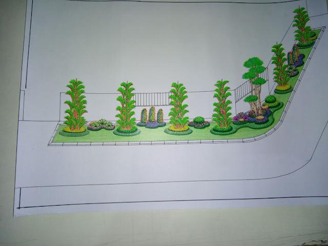 Desain Taman
