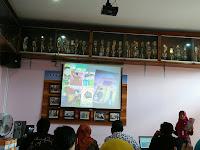Komik Sepekan karya Dian Marta Wijaya finalis lomba PTK Kota Semarang