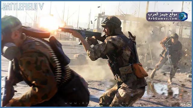 تنزيل لعبة BattleField V باتلفيلد 5 للكمبيوتر من ميديا فاير