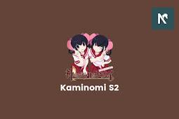 Nonton Anime Kami Nomi Zo Shiru Sekai Season 2 Bahasa Indonesia