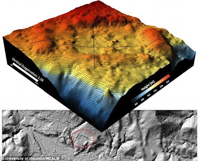 LiDAR survey 'finds' lost Honduran 'city of gold'