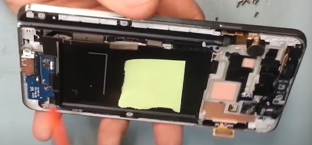 I replaced my Samsung Galaxy  Charge Port, and it still  not working! SOLUTION!!!!