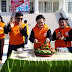 Meriah, HUT Harganas dan IBI Tingkat Kabupaten Kupang