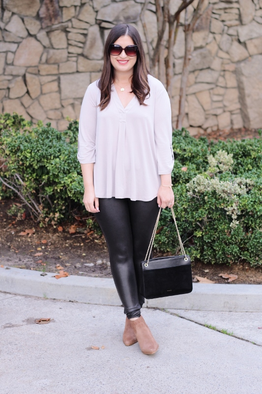 Spanx Faux Leggings