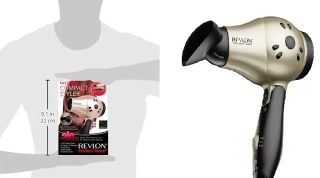 Revlon Perfect Heat Hair Dryer Review