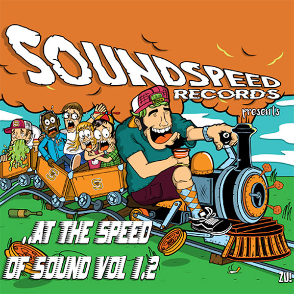"Sound Speed Records stream new compilation "".​.​.​At The Speed Of Sound Vol 1​.​2"""