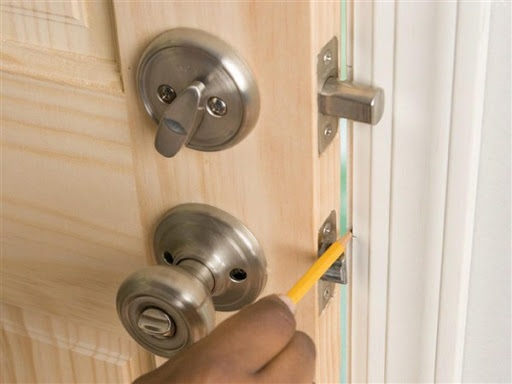 some ideas for DIY home security