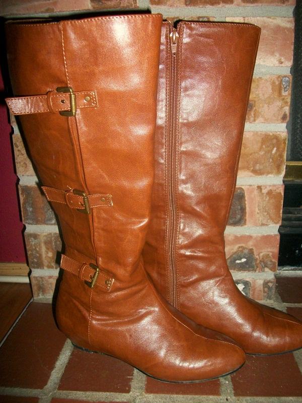 Danilalas World: Boots for Large Calves Women