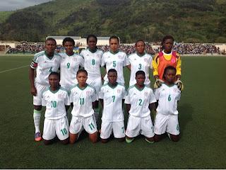 2016 AWCON: Nigeria,Ghana Share Spoils