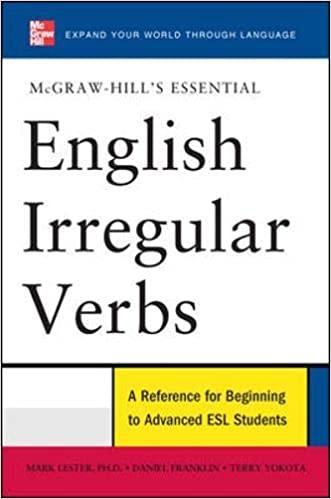 McGraw-Hills-Essential-English-Irregular-Verbs-McGraw-Hill-ESL-References-Mark-Lester-Daniel-Franklin-Terry-Yokota
