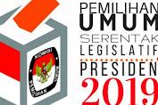 Real Count KPU 3,21 Persen: Prabowo Unggul di Kecamatan Kebon Jeruk.